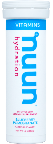 nuun vitamin blueberry pomegranate