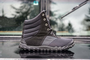 carson footwear high standard on car