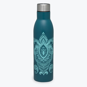 easy grip water bottle 25 oz front
