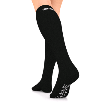 Solid Color Elite Compression Socks Unisex (16-22 mmHg)