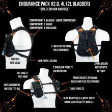 Load image into Gallery viewer, orange mud endurance 4L orange and black
