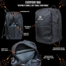 Load image into Gallery viewer, orange mud everyday bag