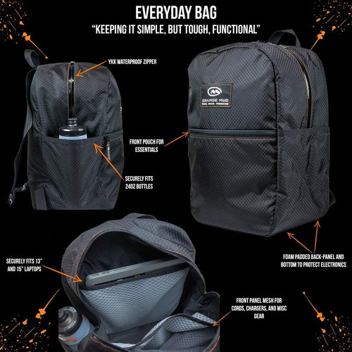 orange mud everyday bag