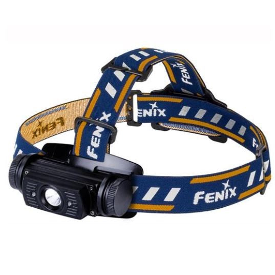 fenix hl60r headlamp black