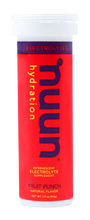 Load image into Gallery viewer, nuun electrolytes fruit punch