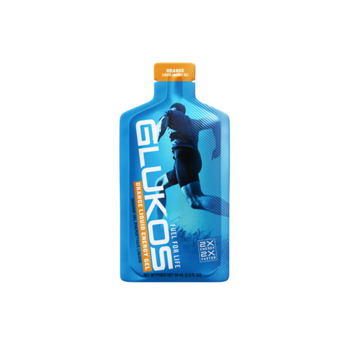 GLUKOS Energy Gel - Orange