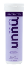 Load image into Gallery viewer, nuun electrolytes grape