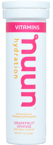 nuun vitamins grapefruit orange