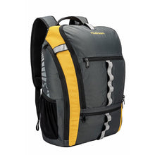 Load image into Gallery viewer, mudroom quartable 18l gray and yellow back detail