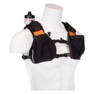 orange mud hydraquiver vest pack 2 front detail