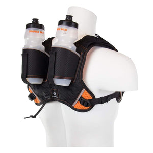 orange mud hydraquiver vest pack 2 back detail