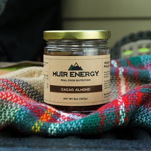 muir energy spread cacao almond