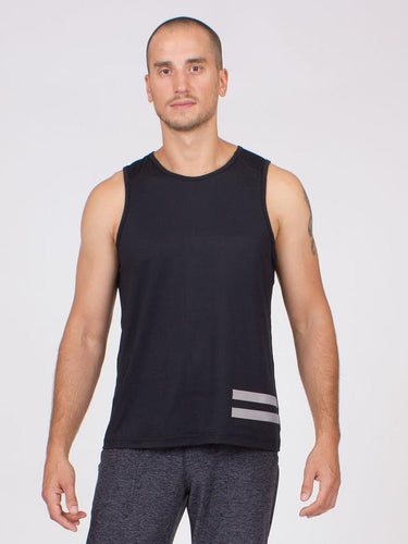 Anjali Black Liberation Tank Men's | Run Uncommon