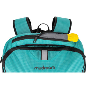 mudroom intermodal 18l light blue rain cover