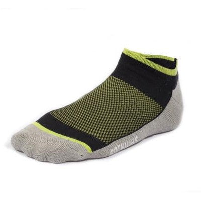 sockwa bamboo charcoal no show sock