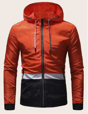 Shein Cut and Sew Windbreaker Men's | Run Uncommon