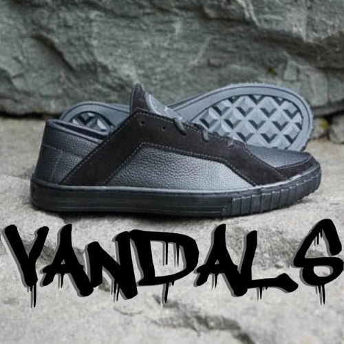 vandals shoes by carson footwear