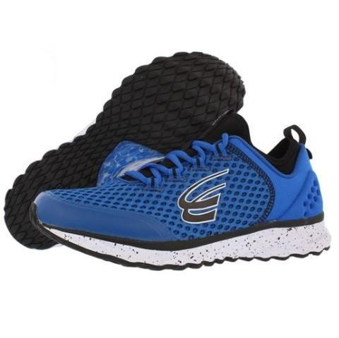 spira phoenix men's running shoe royal / black / white
