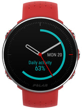Load image into Gallery viewer, polar vantage m gps running watch red activity tracking