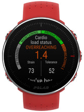 Load image into Gallery viewer, polar vantage m gps running watch red cardio