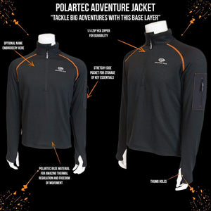 Polartec Adventure Jacket Unisex