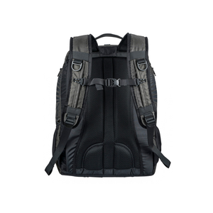 mudroom v2.0 18l backpack elephant gray back