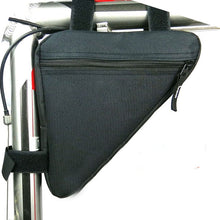 Load image into Gallery viewer, Bicycle Frame Triangle Storage Bag