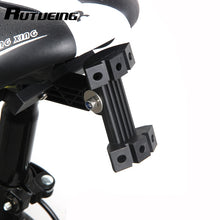 Load image into Gallery viewer, bicycle bottle cage saddle attachment