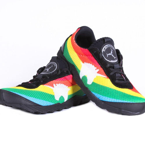 carson footwear rainbow warrior minimalist trail running shoe