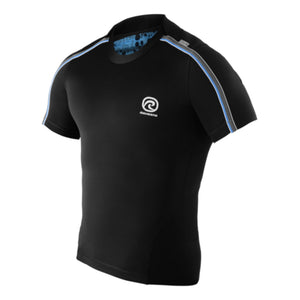 rehband fitted athletic top mens front
