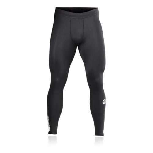 rehband women's quick dry compression tights black