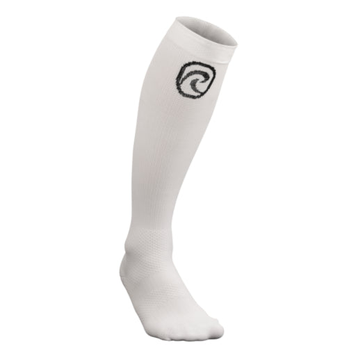 rehband compression sock white