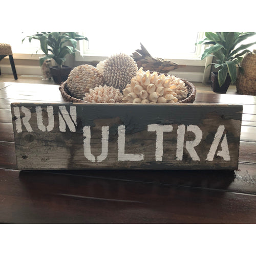 run ultra barn wood wall art by run uncommon
