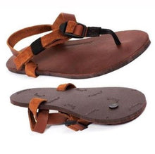 Load image into Gallery viewer, shamma sandals running all browns