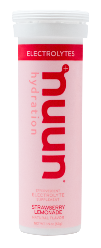 nuun electrolytes strawberry lemonade