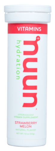 nuun vitamins strawberry melon