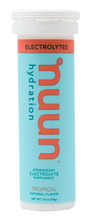 Load image into Gallery viewer, nuun electrolytes tropical fruit