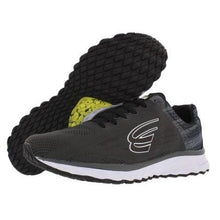 Load image into Gallery viewer, spira vento men's running shoe charcoal / black / white