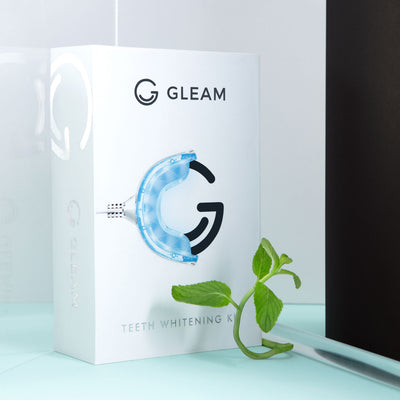 Gleam™ Teeth Whitening Kit