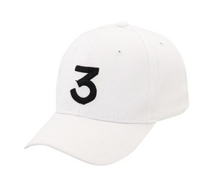 Chance The Rapper Style Dad Hat