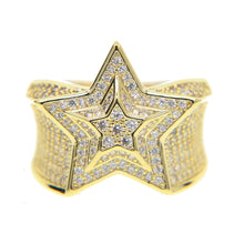 Load image into Gallery viewer, Bling Star Ring