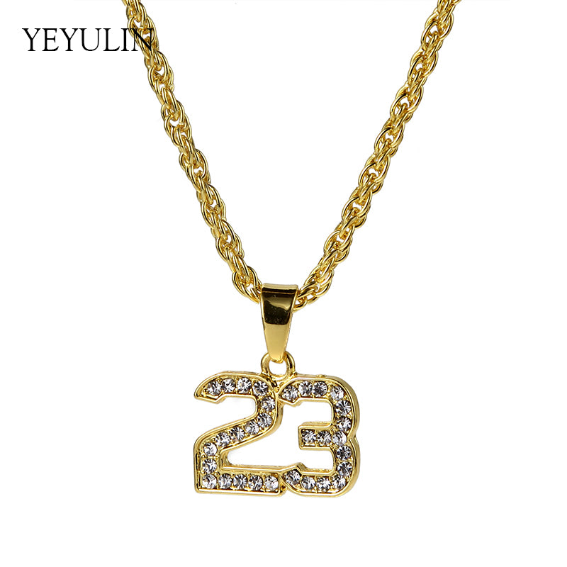 The Goat #23 Chain