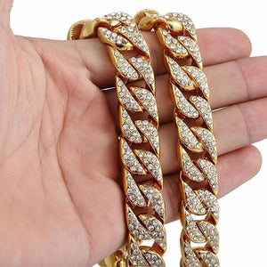 ICED Cuban Chain Necklace