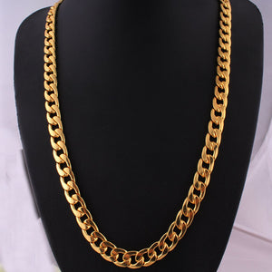Cuban Link Chain Gold