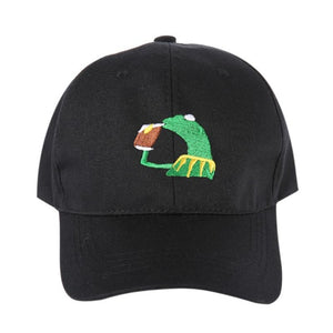 None Of My Business Dad Hat