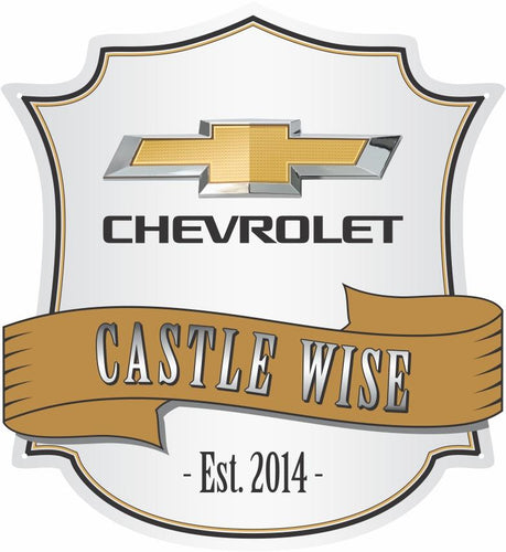 Chevrolet Logo Custom Shield - Wooptooii
