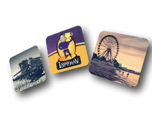 Load image into Gallery viewer, Custom Drink Coasters - Wooptooii