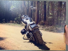 "Load image into Gallery viewer, ""Your Own Motorcycle"" Wall Art"