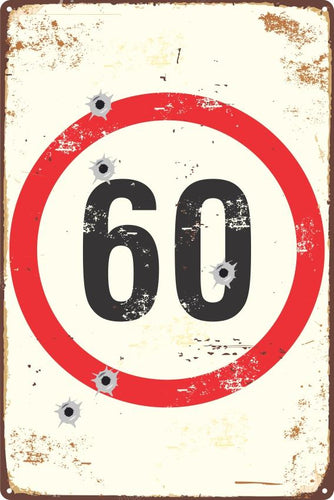 Speed Limit Sign - Wooptooii