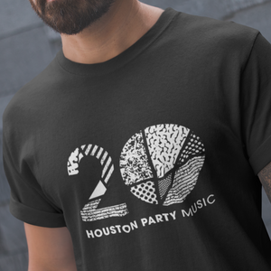 Camiseta 20 Aniversario Houston Party - Unisex